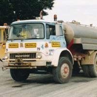 1971 - Road Construction & Civil Works Begin