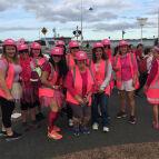 The Pink Walk Team