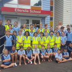 ELLERSLIE SCHOOL PEER MEDIATORS