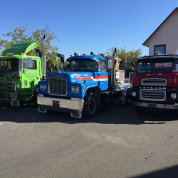 LEAVING GISBORNE - THE NORTH ISLAND TRUCK RUN