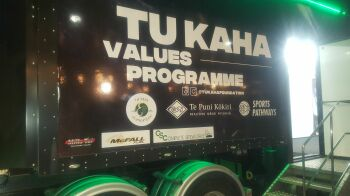 MCFALL FUEL SUPPORTS TU KAHA FOUNDATION