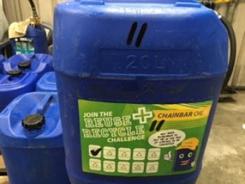 RECYCLING AND REUSING WITH PRIDE