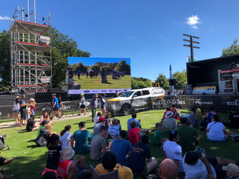 THE FORD RANGER RURAL GAMES - PALMERSTON NORTH