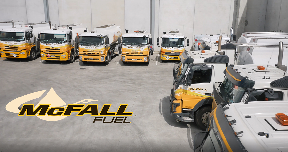 McFall Fuel - One Easy Solution