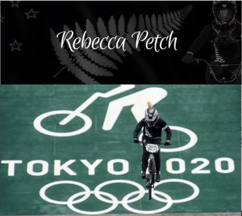 REBECCA PETCH - TOKYO 2020