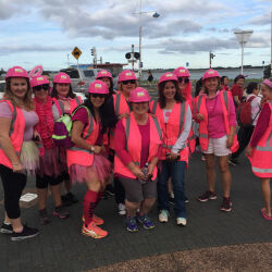 The Pink Walk Team