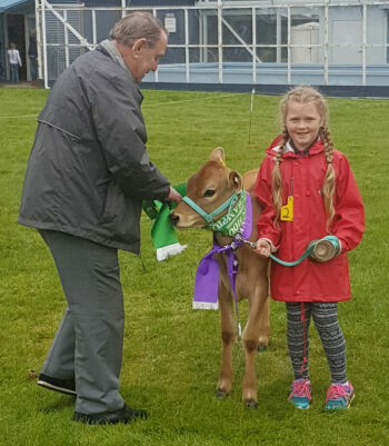 Sienna wins supreme champion