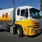 New Truck for the McFall Fuel Fleet