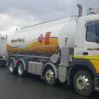 Bulk Fuel Deliveries See Truck Swap
