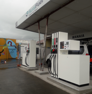 KEEPING MANAIA IN FUEL