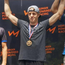 KIERAN MCPHERSON OUTSTANDING IN XTERRA PAN AM TOUR